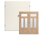 Doppelflügeltüren von Deine Tür