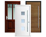 Holz-Haustüren von Kneer