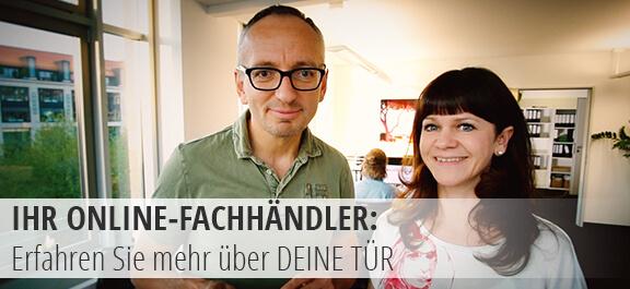 Über uns, Unternehmensgeschichte, DEINE TÜR
