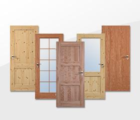 ▷ Innentüren & Zimmertüren günstig online kaufen