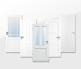 Bevorzugt ▷ Innentüren & Zimmertüren günstig online kaufen YP13