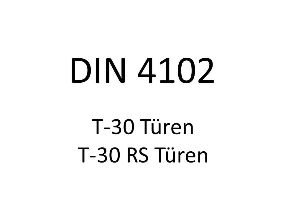 Brandschutztüren, T30