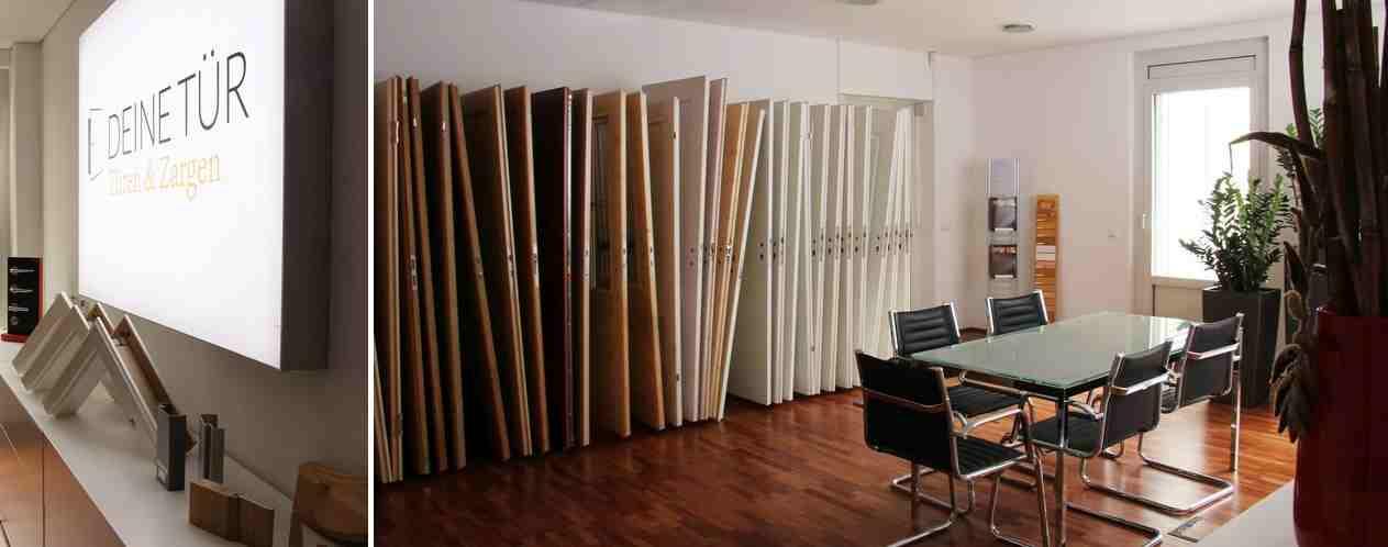 Deine Tür, Türen-Ausstellung, Beratung, Showroom