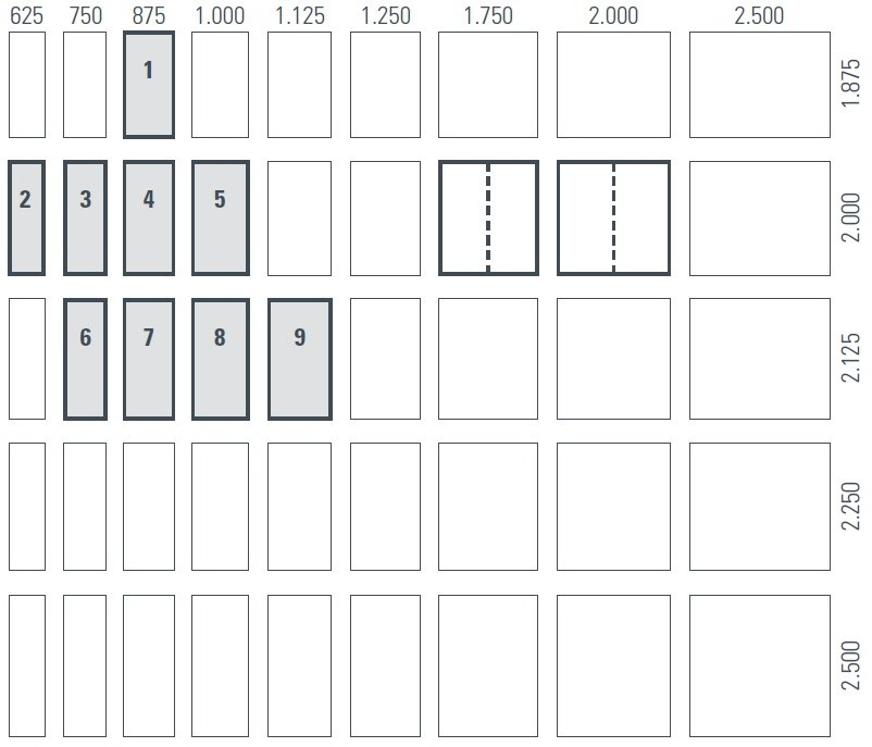 Bekannt Innentüren messen | Türen-Wiki Wissen OI71