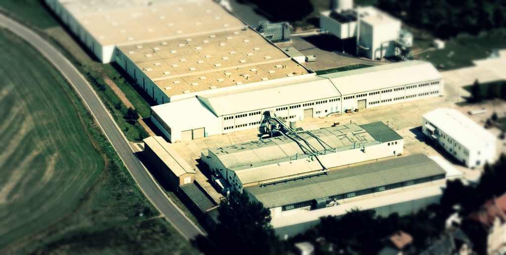 Produktionsstätte JELD-WEN Mittweida