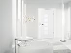 Jeld-Wen, Satura, weiße Innentür, weiße Designtür, weiß lackiert, Innentür