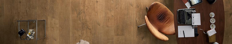 Günstiger Designboden im Wohnzimmer