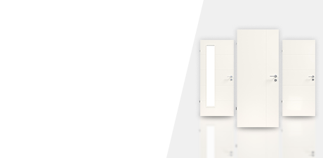 Designtüren ohne Grafik