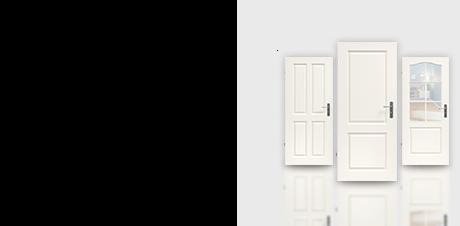 klassische Stiltüren ohne Grafik