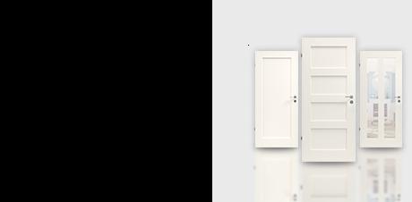 moderne Stiltüren ohne Grafik