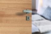 Echtholz Furnierte Tür