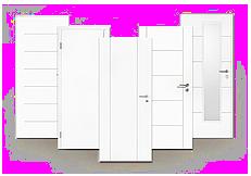 Moderne innentüren weiß  Weiße Schallschutztüren kaufen » DeineTür.de