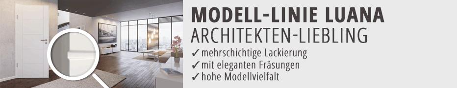 weiße Designtüren, Weißlack-Innentüren, dezente Designtüren, preiswert, modern