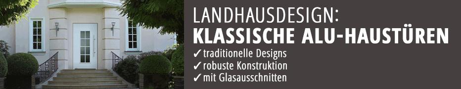 Klassische Aluminium Haustüren Online Kaufen