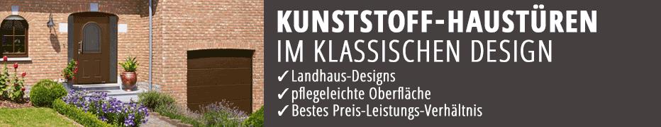 Haustür, Kunststoff, klassisch, Landhaus, günstig, online kaufen