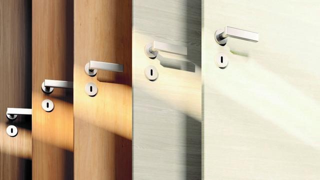 Zimmertüren mit HPL-Oberfläche