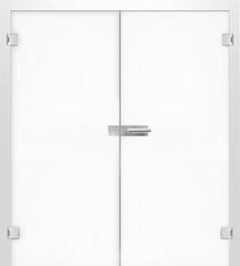 Vollflächig Mattprint Doppelflügeltür von Erkelenz