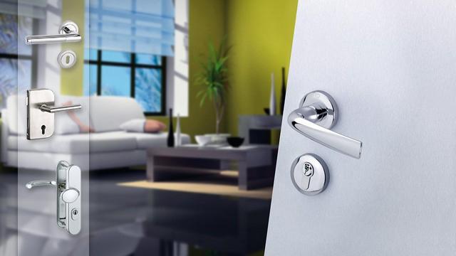 Bild von Zubehör für Türen - Drücker - Schiebetürsysteme - Beschläge