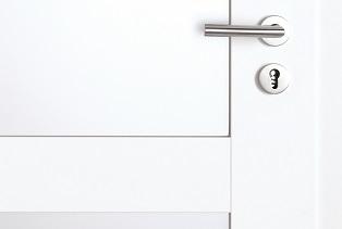 moderne wei e stilt ren deinet. Black Bedroom Furniture Sets. Home Design Ideas