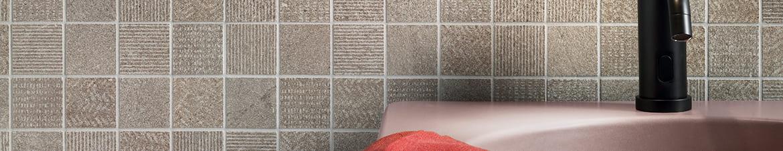 Mosaikfliesen für die Wand