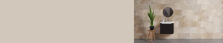Naturbraune Wandfliesen online kaufen bei DEINE TÜR