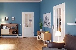 neue t r in vorhandene zarge einbauen t ren wiki wissen. Black Bedroom Furniture Sets. Home Design Ideas