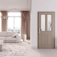 Westag & Getalit, Provence, Innentüren, Zimmertür, Landhaus, Macchiato, eingebaut